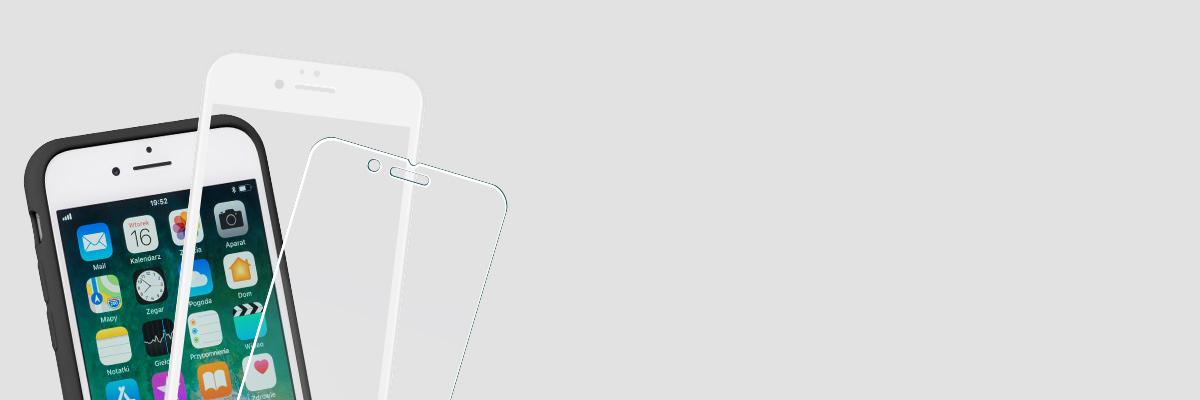 Użytkuj etui i swój iPhone 6 Plus / iPhone 6s Plus razem ze szkłem moVear GLASS mSHIELD