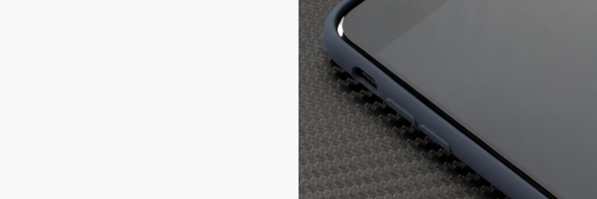 Miękko działające przyciski w etui moVear silkyCase na Apple iPhone 8/7 Plus 5.5 cala