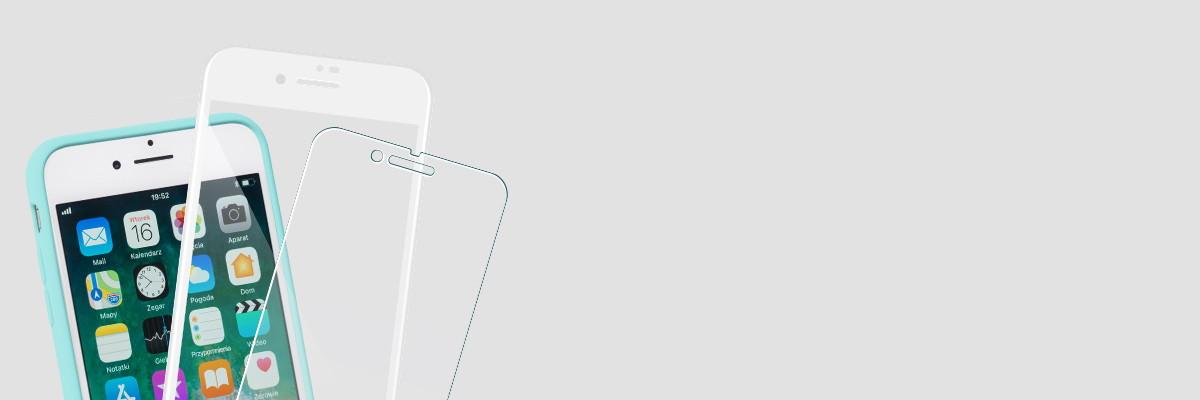 Użytkuj etui i swój iPhone 8 Plus / iPhone 7 Plus razem ze szkłem moVear GLASS mSHIELD