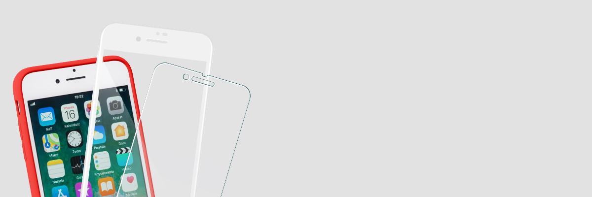 Użytkuj etui i swój iPhone 8/7 Plus 5.5 cala razem ze szkłem moVear GLASS mSHIELD