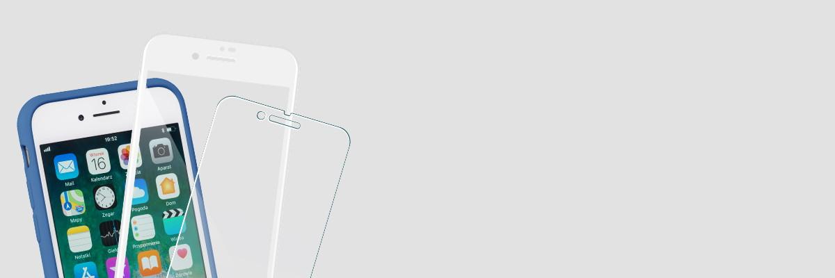 Użytkuj etui i swój IPhone 8 / 7 razem ze szkłem moVear GLASS mSHIELD