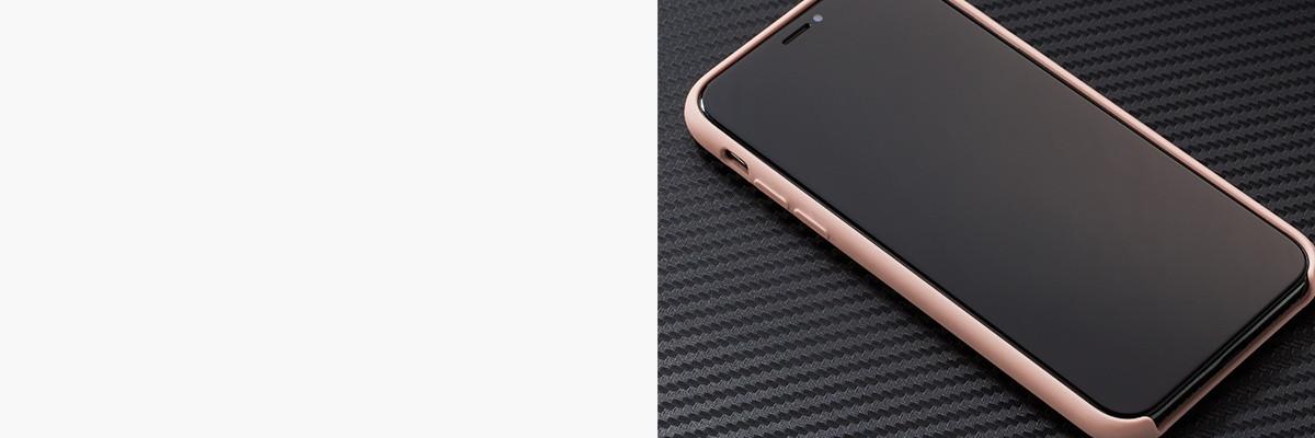 Idealne dopasowane do Apple iPhone X (A1865; A1901)