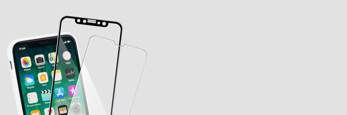 Użytkuj etui i swój iPhone Xs razem ze szkłem moVear GLASS mSHIELD