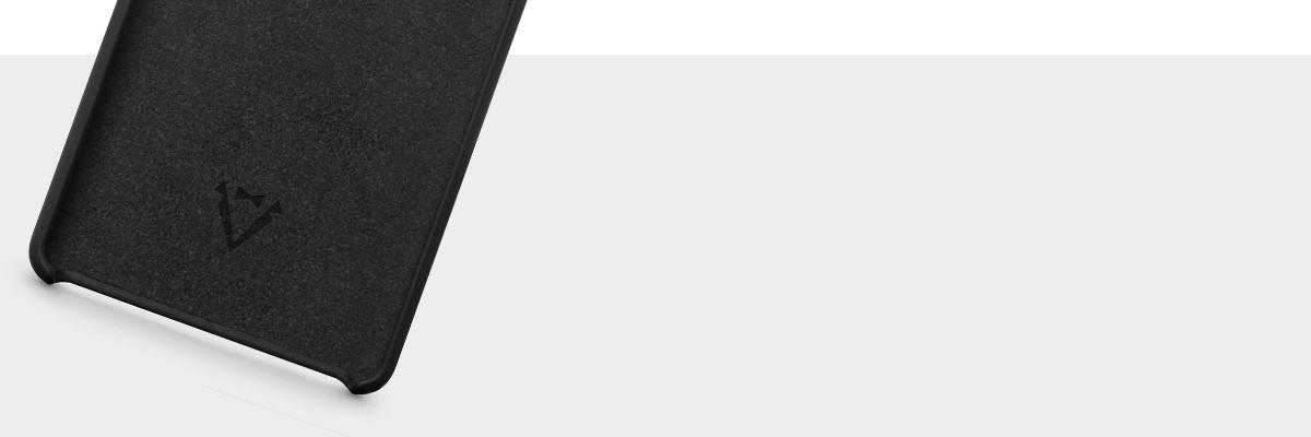 Wnętrze wyściełane mikrofibrą dodatkowo chroni Twój smartfon Samsung Note 8 N950F