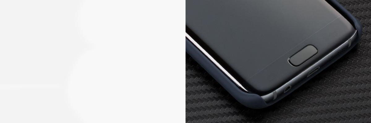 Umożliwia bezproblemowe ładowanie  Samsung Galaxy S7 edge (G935F) zarówno kablem jak i indukcyjnie