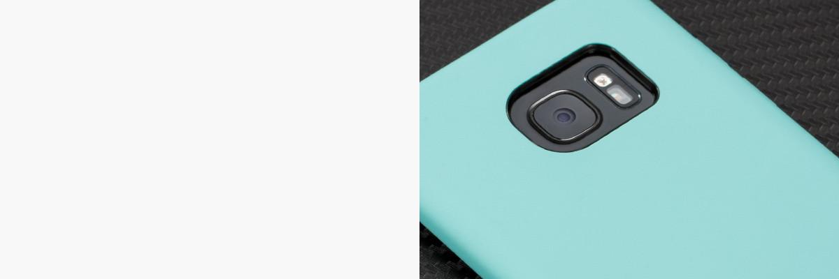 Ochrona wystającego aparatu smartfona Galaxy S7 edge G935F