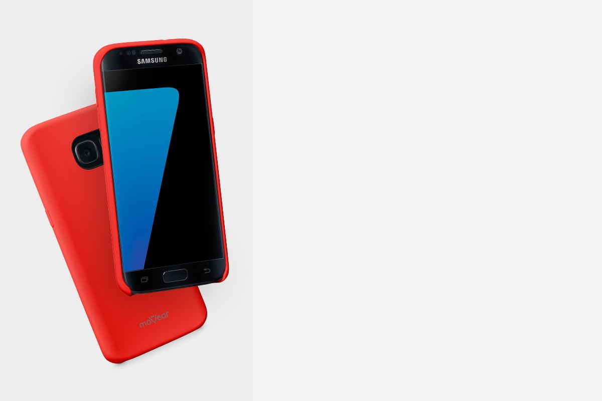 Etui silikonowe na: Samsung Galaxy S7 edge (G935F)