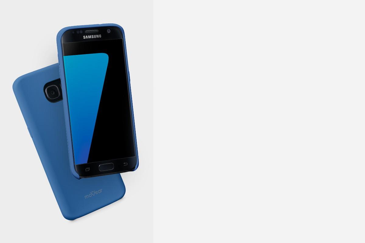 Etui silikonowe na: Samsung Galaxy S7 edge