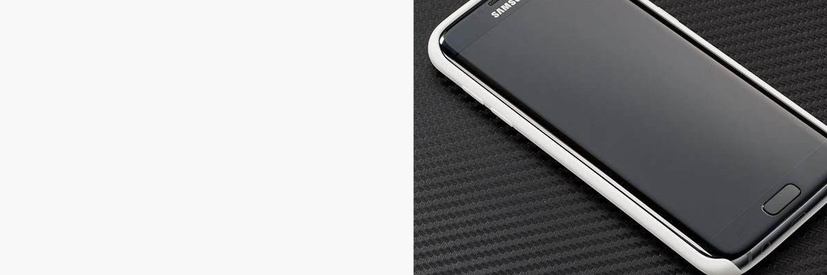 Idealne dopasowane do Samsung Galaxy S7 edge