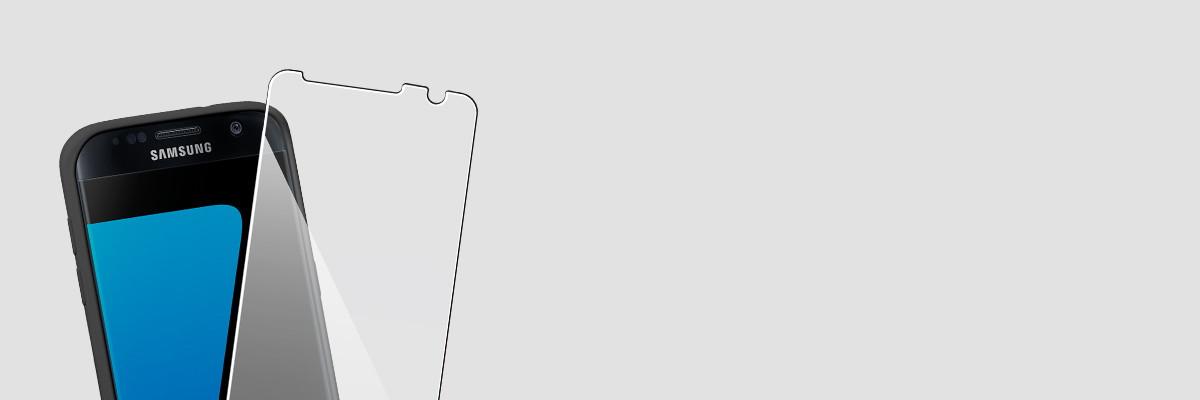 Użytkuj etui i swój Galaxy S7 razem ze szkłem moVear GLASS mSHIELD 2.5D