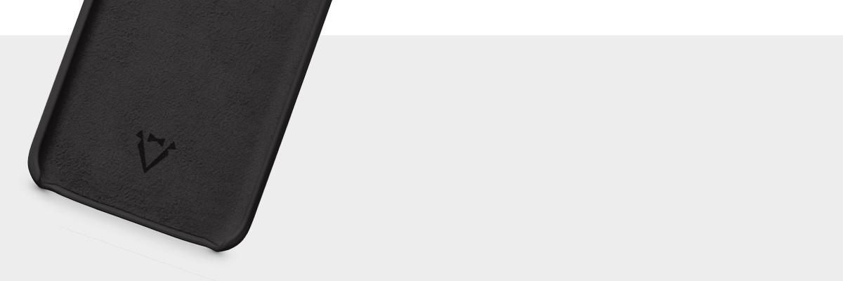 Wnętrze wykończone miękką mikrofibrą w kolorze etui plecków na Galaxy S7