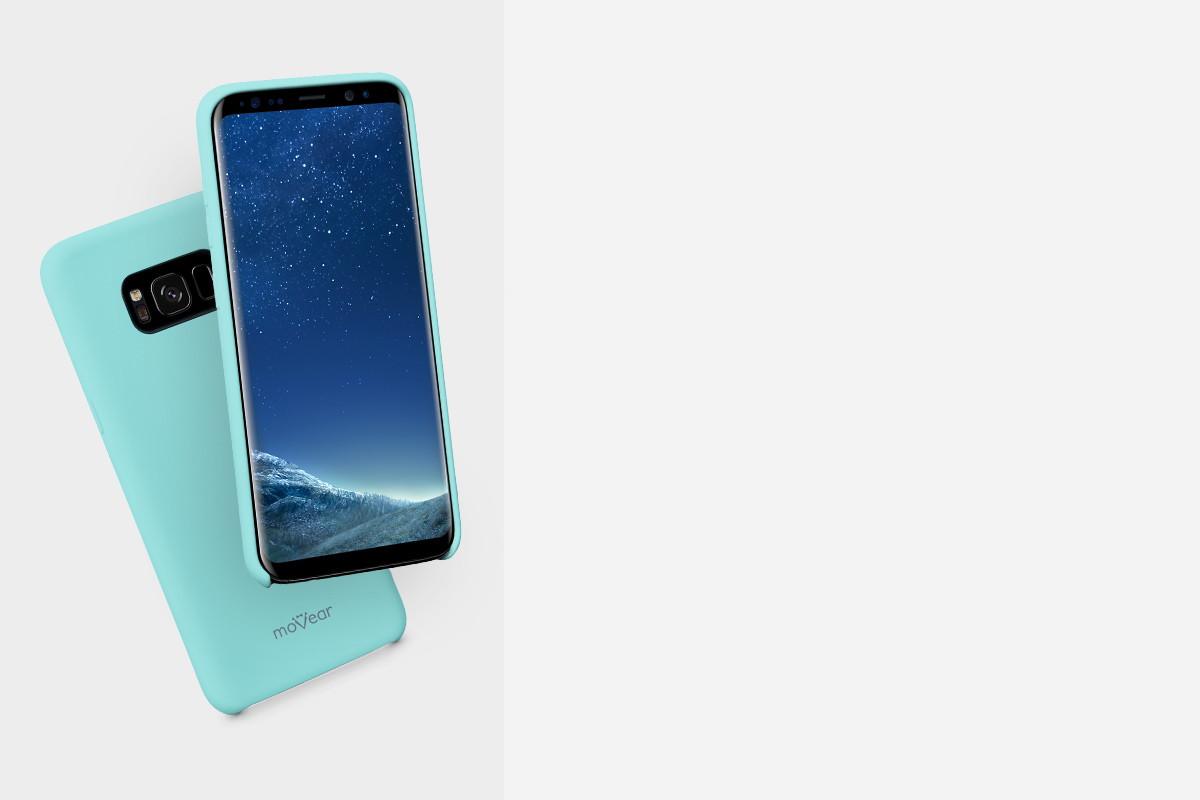 Etui silikonowe na: Samsung S8+