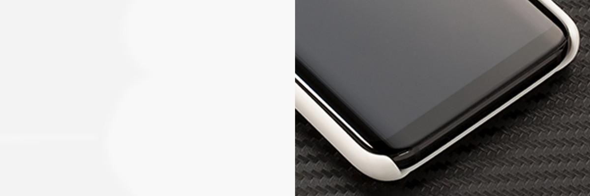 Umożliwia bezproblemowe ładowanie  Samsung Galaxy S8+ (G955F) zarówno kablem jak i indukcyjnie
