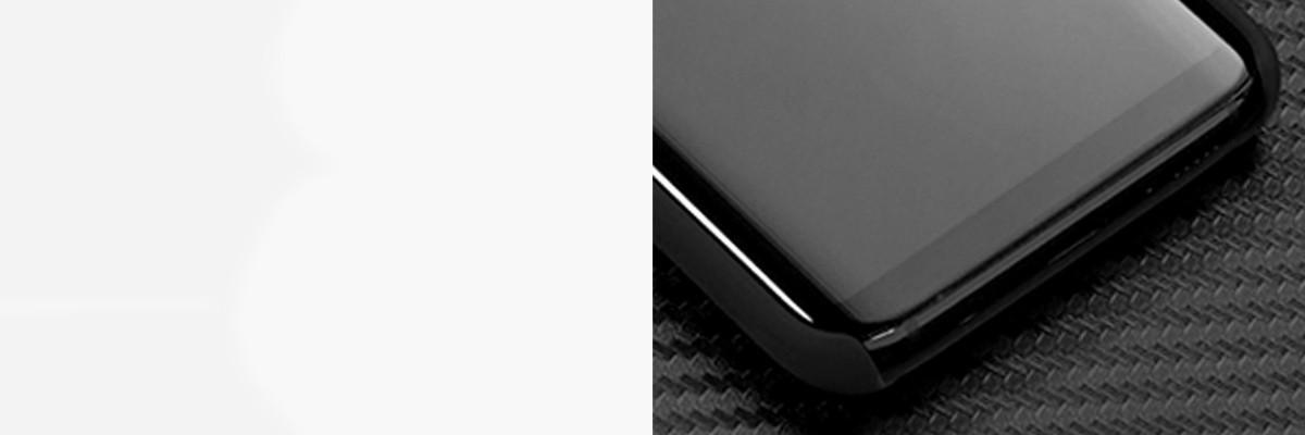 Umożliwia bezproblemowe ładowanie  Samsung S8 zarówno kablem jak i indukcyjnie