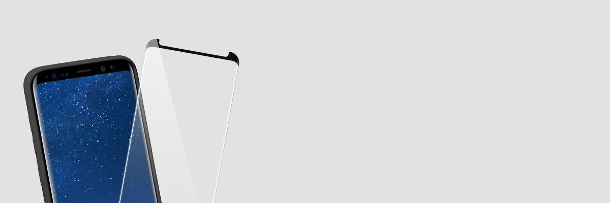 Użytkuj etui i swój Samsung S8 razem ze szkłem moVear GLASS mSHIELD