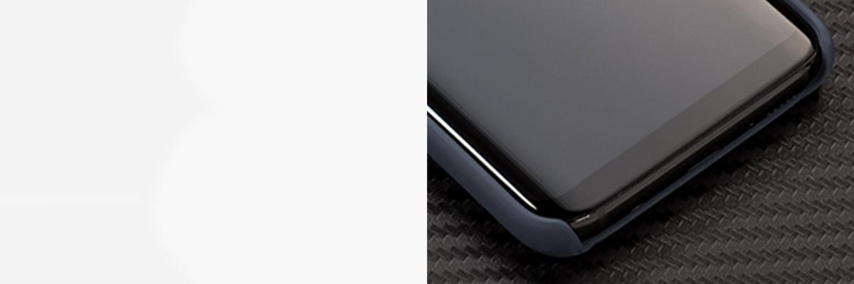 Umożliwia bezproblemowe ładowanie  Samsung Galaxy S8 zarówno kablem jak i indukcyjnie