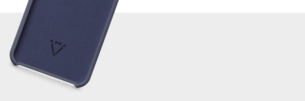 Wnętrze wykończone miękką mikrofibrą w kolorze etui plecków na Samsung Galaxy S8 (G950F)