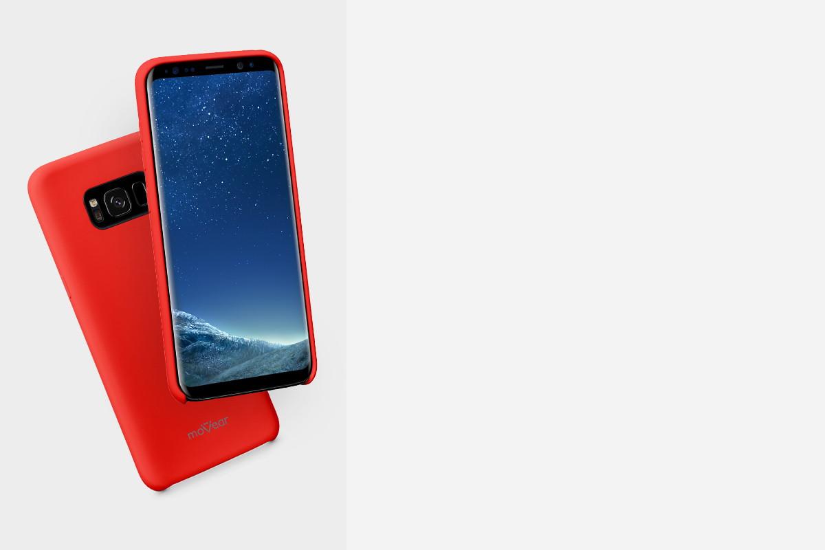 Etui silikonowe na: Samsung S8