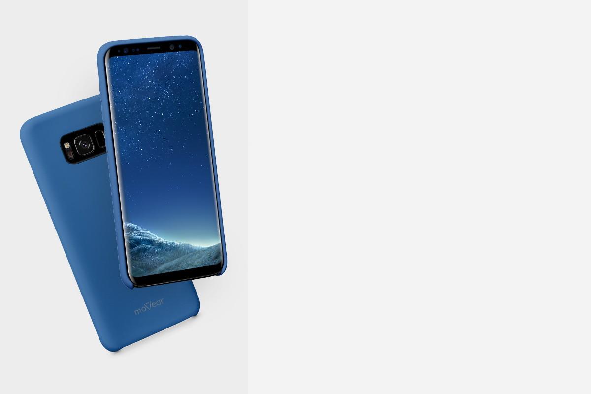 Etui silikonowe na: Samsung Galaxy S8 (G950F)