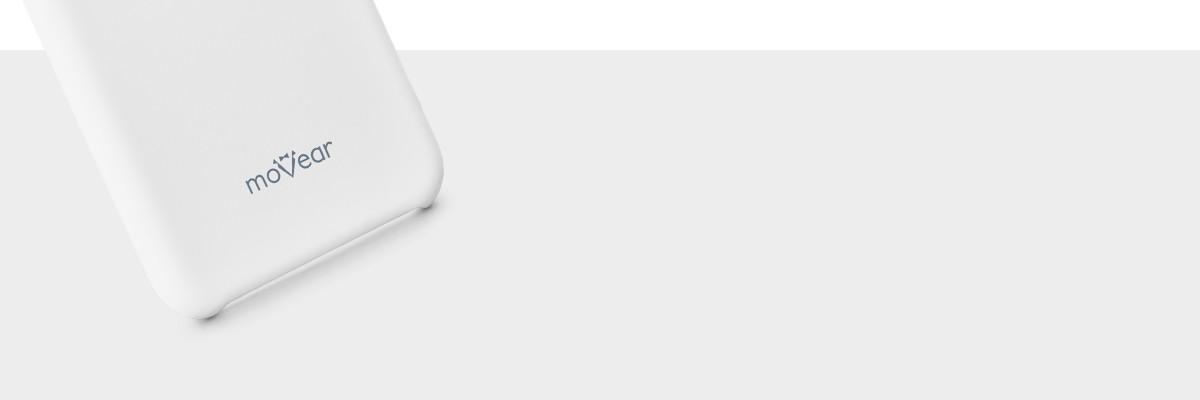 Z etui silkyCase telefon Samsung Galaxy S8 (G950F) doskonale leży w dłoni