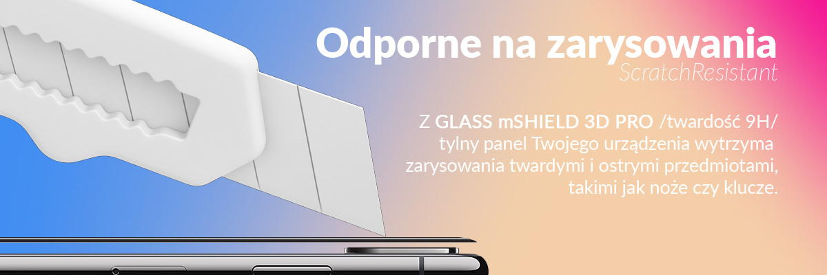 Szkło 3D PRO na Apple iPhone X 5.8