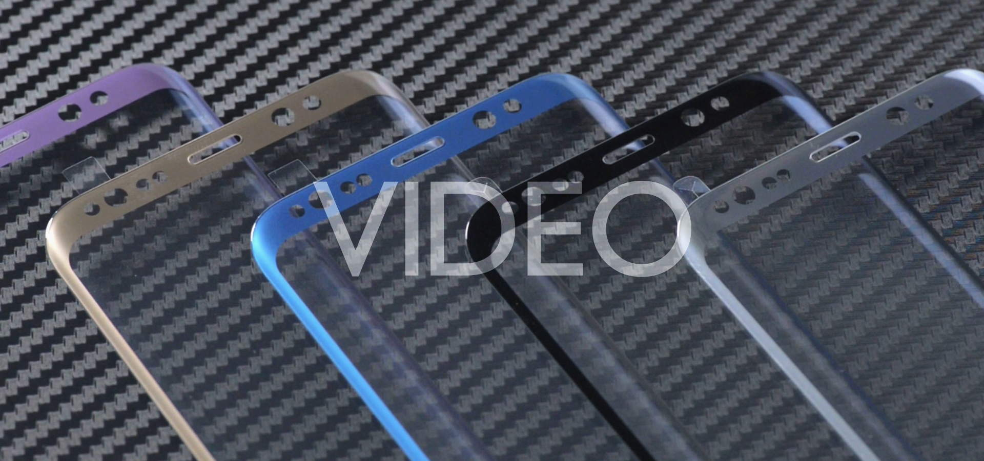film o szkle hartowanym moVear GLASS mSHIELD 3D Galaxy S8